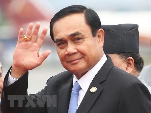 Hoàng gia Thái Lan phê chuẩn ông Prayut Chan-o-cha làm Thủ tướng