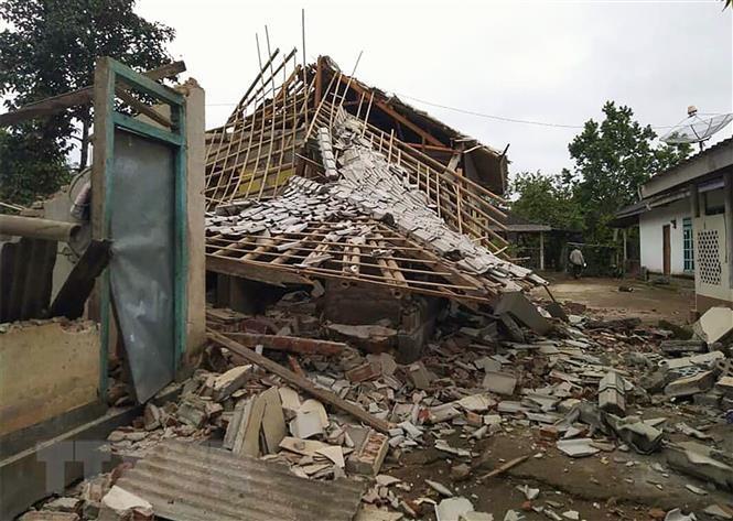 Động đất tại đảo Bali: Không có cảnh báo sóng thần đưa ra