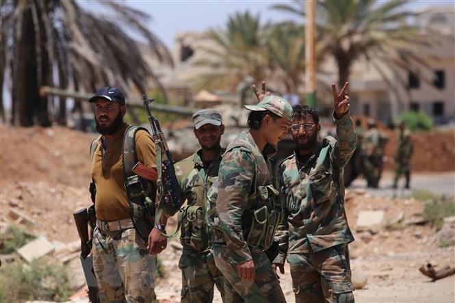 Ủy ban Hiến pháp Syria được phép dự thảo Hiến pháp mới