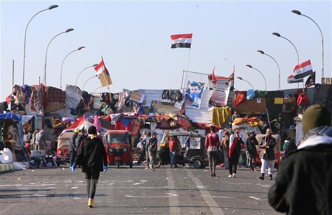 Iraq mở lại hoàn toàn trạm kiểm soát biên giới với Iran