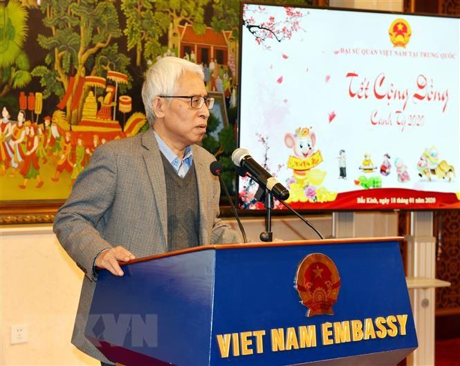 Đượm sắc màu Tết cổ truyền Việt Nam tại Trung Quốc - 1