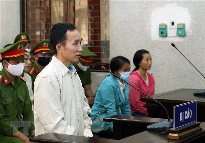 Phạt tù nhóm đối tượng lật đổ chính quyền nhân dân tại Mường Nhé - 1