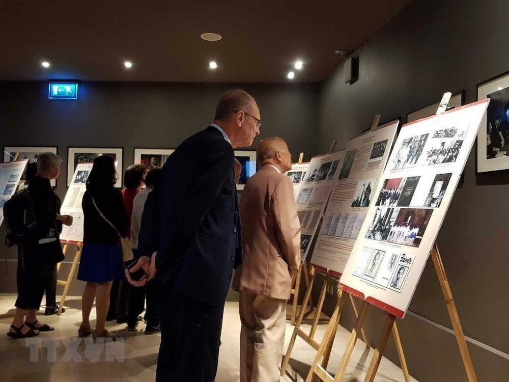 Kỷ niệm 100 năm phong trào Việt kiều và Hội người Việt Nam tại Pháp - 2