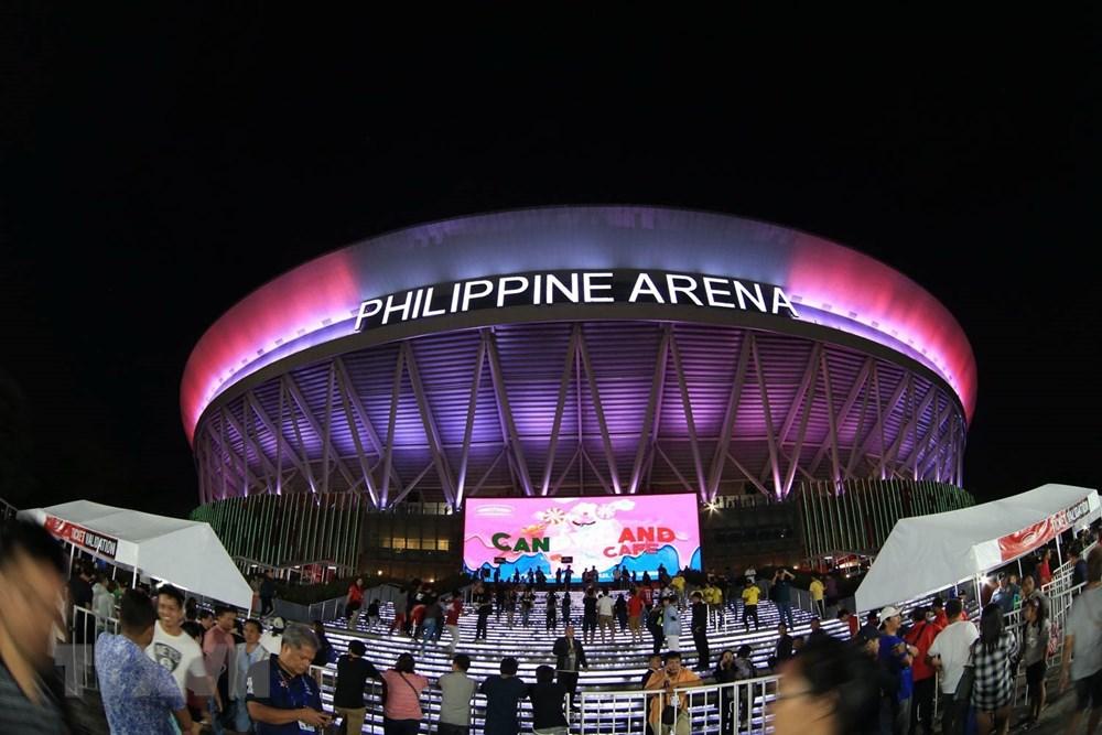 [ẢNH] Lễ khai mạc Đại hội thể thao Đông Nam Á lần thứ 30 - 1