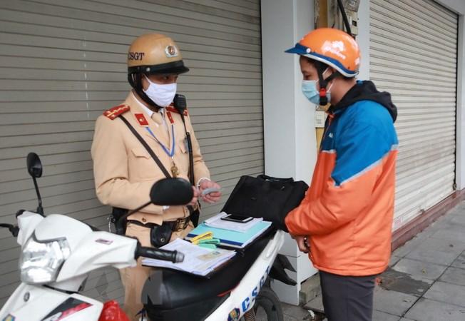 TP Hồ Chí Minh mở cao điểm xử lý vi phạm về trật tự an toàn giao thông