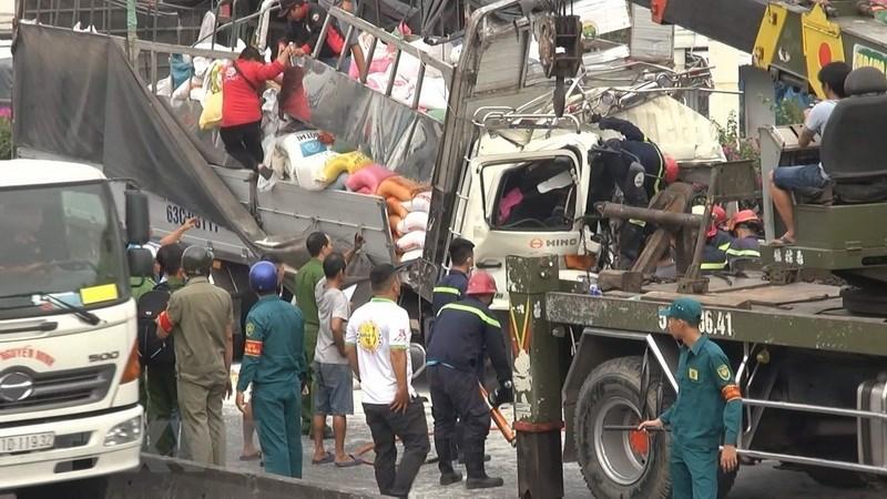 TP Hồ Chí Minh mở cao điểm xử lý vi phạm về trật tự an toàn giao thông - 1