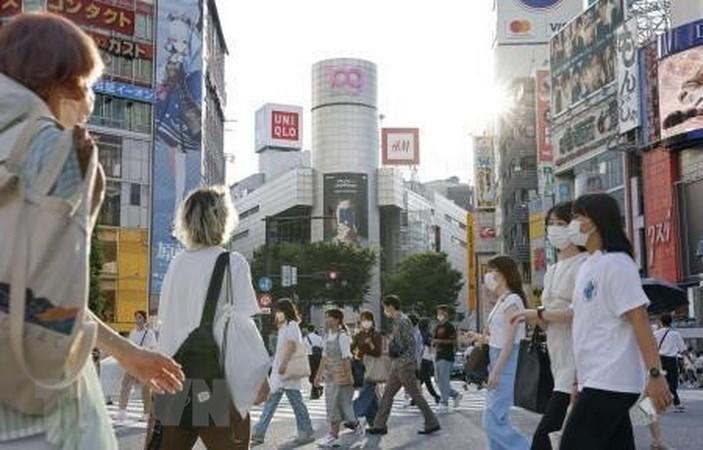 He thong y te Tokyo doi dien ap luc lon do so ca tang dot bien hinh anh 1