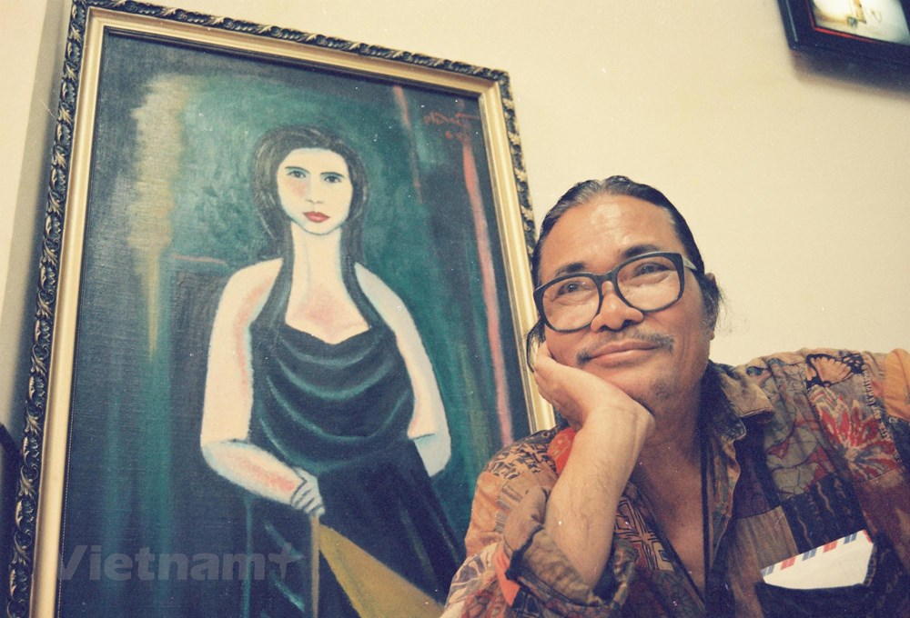 Nhà thơ Phan Vũ của 'Em ơi, Hà Nội phố' giã biệt cuộc sống - 2