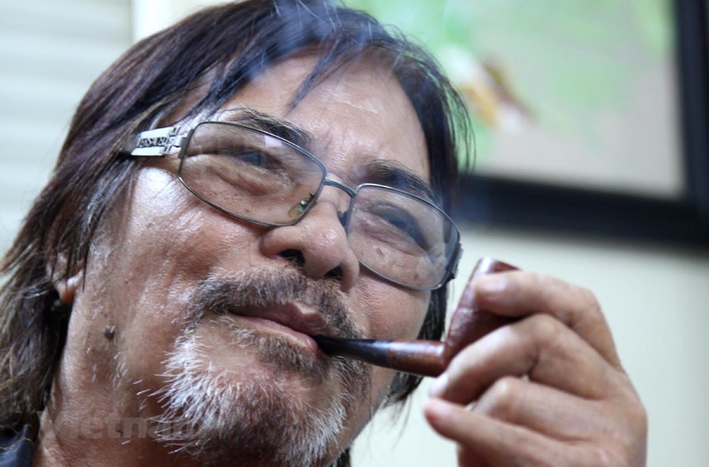 Nhà thơ Phan Vũ của 'Em ơi, Hà Nội phố' giã biệt cuộc sống - 1