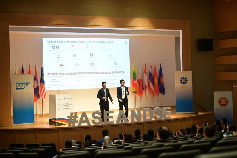 Việt Nam giành giải nhất cuộc thi Khám phá Khoa học số ASEAN 2019 - 1