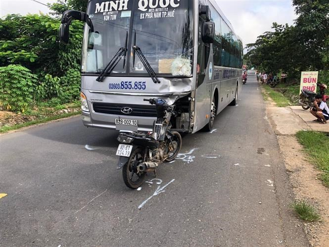 Liên tục xảy ra tai nạn giao thông nghiêm trọng ở tỉnh Kon Tum