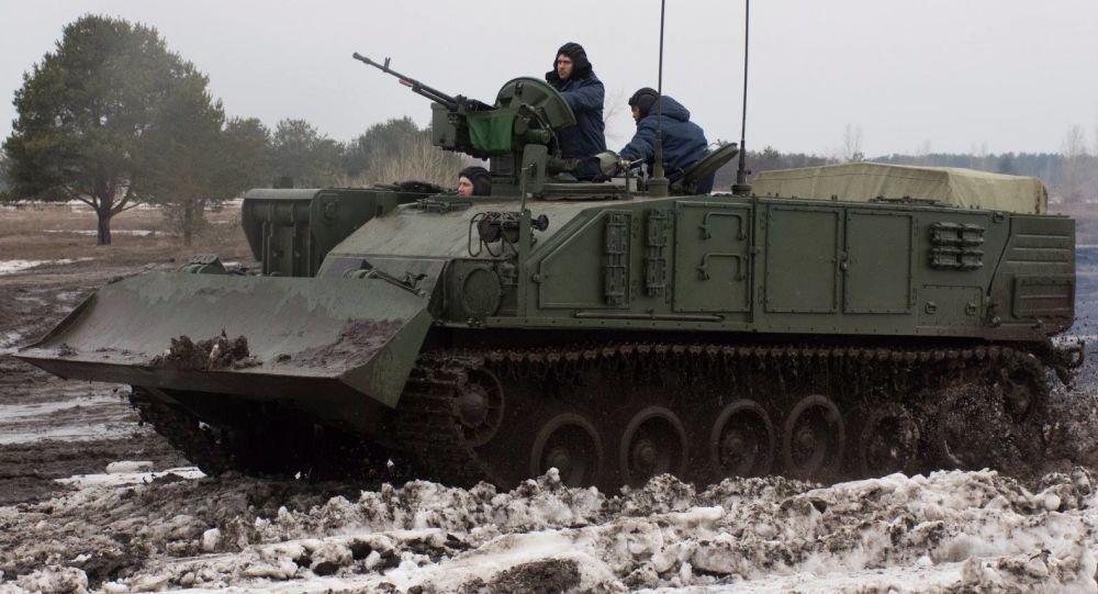 Nga thử nghiệm xe bọc thép thế hệ mới Atlet thay thế dòng Tiger