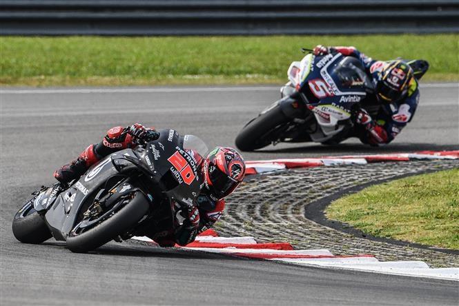 Lo ngại dịch bệnh Covid-19, Thái Lan hoãn giải đua môtô MotoGP