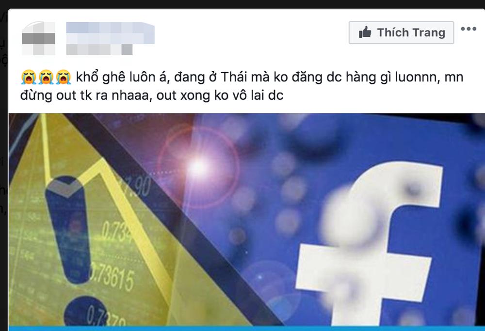 Thượng đế bức xúc vì Facebook và Instagram bị sập trong nhiều giờ