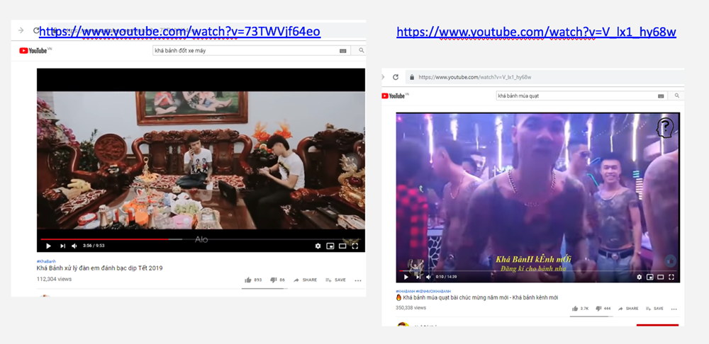 Mang xa hoi YouTube dang vi pham nhung gi tai Viet Nam? hinh anh 2