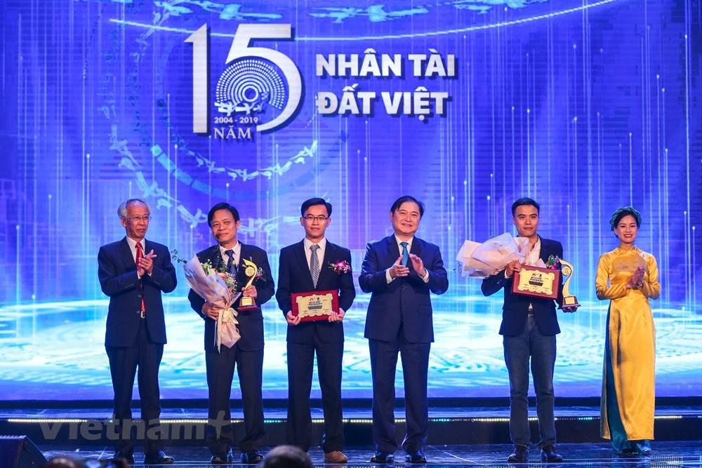 Phần mềm chuyển giọng nói thành văn bản nhận giải Nhất Nhân tài Đất Việt 2019 - 11