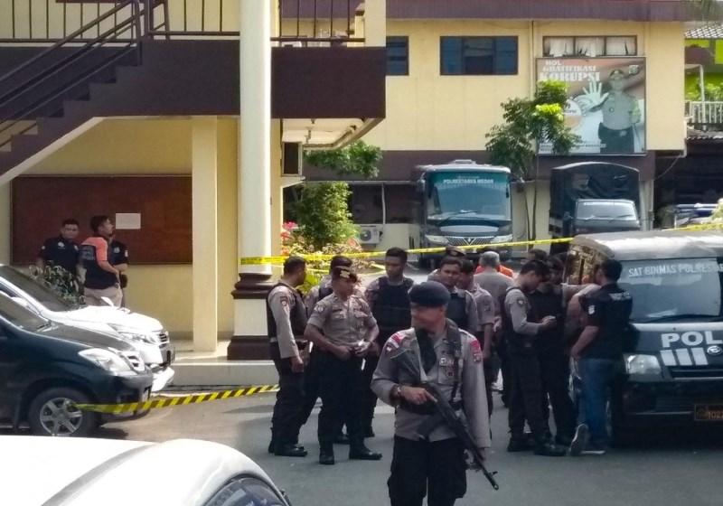 Indonesia bắt giữ hơn 70 nghi can vụ đánh bom trên đảo Sumatra