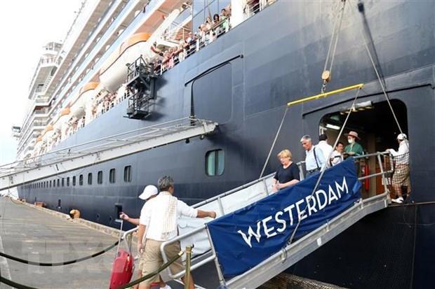 Campuchia xác nhận 781 hành khách tàu Westerdam âm tính với Covid-19