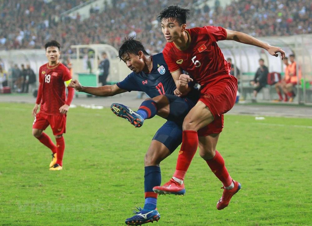 HLV Park Hang-seo và chuỗi trận ấn tượng cùng U22 Việt Nam - 1