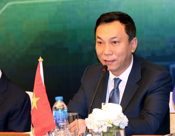 Phó Chủ tịch VFF xác nhận ASEAN chạy đua đăng cai World Cup 2034 - 1