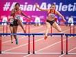 Quách Thị Lan giành HCV 400m rào nữ tại giải vô địch châu Á