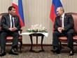 Tổng thống Putin tiếp Tổng thống Duterte, mở rộng hợp tác song phương