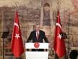 Thổ Nhĩ Kỳ cảnh báo vẫn tiếp tục chiến dịch quân sự ở Syria