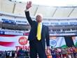 Video Ấn Độ tổ chức lễ đón tiếp hoành tráng dành cho ông Trump