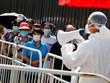 Bắc Kinh tiếp tục đẩy mạnh xét nghiệm COVID-19 quy mô lớn