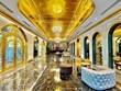 Khách sạn dát vàng nhiều nhất thế giới khai trương tại Hà Nội