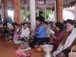 Người dân Lào tổ chức lễ hội Okphansa sau dịch COVID-19