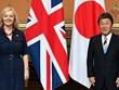 Nhật Bản, Anh ký thỏa thuận tự do thương mại hậu Brexit