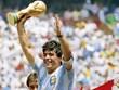 Người hâm mộ bóng đá tưởng nhớ 'cậu bé vàng' Diego Maradona
