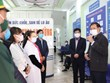 Bộ Y tế kiểm tra thực tế tình hình phòng chống dịch tại Lào Cai