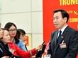 Đại biểu đồng tình với bài phát biểu của Tổng Bí thư Nguyễn Phú Trọng