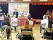 Thanh niên Việt tại Pháp ủng hộ nạn nhân chất độc da cam dioxine