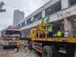 Hiện trường vụ nổ khí gas kinh hoàng làm 11 người chết ở Trung Quốc