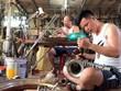 Phạm Pháo: ngôi làng sản xuất kèn đồng lừng danh thành Nam