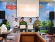 Khen thưởng ba người dân dũng cảm truy bắt tội phạm ở Bình Phước