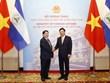 Tăng cường quan hệ hợp tác song phương Việt Nam-Nicaragua
