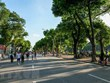 Khu vực Trung Bộ và Nam Bộ mưa dông, thủ đô Hà Nội trời nắng