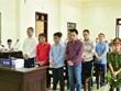 Tây Ninh: Tuyên án băng siêu trộm hàng container xuất khẩu