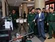 Chế tạo một số vũ khí, trang bị công nghệ cao thương hiệu Việt Nam