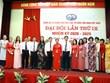 Bà Nguyễn Phương Nga tái đắc cử Bí thư Đảng ủy Liên hiệp Hữu nghị