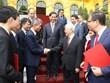[Photo] Tổng Bí thư, Chủ tịch nước tiếp các đại sứ, tổng lãnh sự