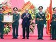 [Photo] Tổng cục II đón nhận Huân chương Bảo vệ Tổ quốc hạng Nhất