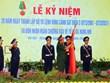 Bộ Tư lệnh Vùng Cảnh sát biển 3 đón nhận Huân chương Bảo vệ Tổ quốc