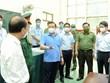 Bí thư Hà Nội: Kiểm soát từ gốc để phòng, chống dịch COVID-19 hiệu quả