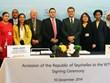 Cộng hòa Seychelles trở thành thành viên thứ 161 của WTO