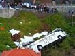 [Video] 28 du khách Đức thiệt mạng do tai nạn tại Bồ Đào Nha
